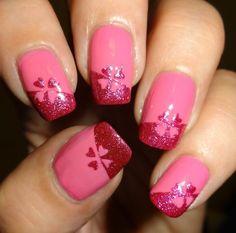 smART Nails Nail Art Stencils - Clubs - P008 #wendysdelights #pinkmani #holidaymani #bellashoot