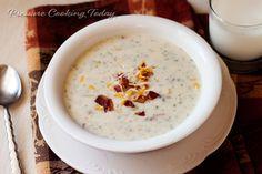 Potato Cheese Soup Recipe | Pressure Cooking Today pressure cooker recipes!