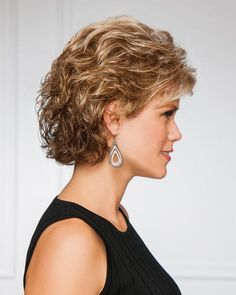 Create a stir in this softly curled shag cut. Lightweight, natural looking and designed to turn heads everywhere you go. Get it now from BeautyTrends.