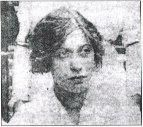 """Mrs. Edith Brown Haisman. She was 15 years old when placed in Lifeboat #13 as the Titanic sank. Her father, Thomas Brown, a glass of brandy in hand, waved from the deck saying """"I will see you in New York."""" He did not survive."""