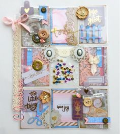 Pocket Letter - Theme: Shabby Chic - C.Jackson