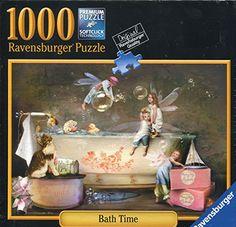 Ravensburger Bath Time 1000 Piece Jigsaw Puzzle (80502) R…