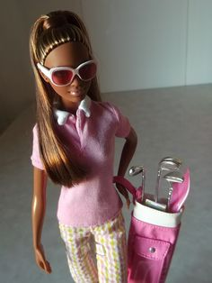 The Barbie Look City Shopper