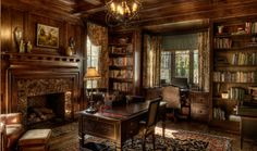 KS Lake Home Library.  http://www.gabrielbuilders.com/gallery/gallery-7/