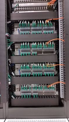 Patching into Cisco switches.