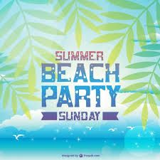 summer christmas party invitations - Google Search