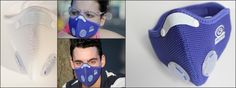 Respro® Allergy™ Mask   http://www.respro.com/products/urban-commuting/walking/respro_allergy_mask/#