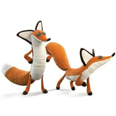 lovely film The little Prince Le Petit Prince 45cm Fox Plush Doll Puppet Toy /*   eBay