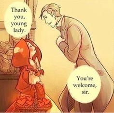 gracias valentina Illustration by Miyuli (Julia K.) Queréis conocer la historia de Valentina?? Click en la foto :-)