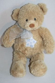 Baby Gund Cuddly Pals Bundles Musical Plush Teddy Bear Beautiful Dreamer 58398
