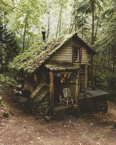 voiceofnature: Whimsical cabins by Christopher Kerksieck