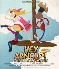 Resultado de imagen para hey arnold the jungle movie art