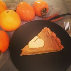 how to make persimmon pie