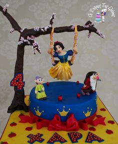 Snow White cake. My cakes are chocolate sponge cake then drizzled with syrup and topped with pastry cream. The pastry cream can be of your favourite choice such as: Black Forrest, Ferrero Rocher, Oreo, Cookie, Vanilla Strawberry, Chocolate Strawberry, Almond, Caprice, the choices are endless and yours. The most important factor is that the end result is tasty, moist and juicy.