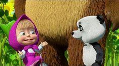 Маша и Медведь (Masha and The Bear) - Маша плюс каша (17 Серия) - YouTube