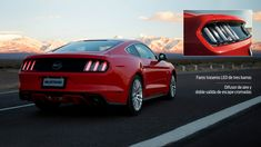 Nuevo Ford Mustang, Ford Mustang 2016, Vehicles, Car, Vehicle, Tools