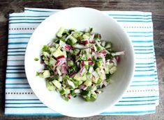 Veganmisjonen: Quesadilla med fabelaktig bønnechili Quesadilla, Sprouts, Potato Salad, Chili, Cabbage, Potatoes, Taco, Vegetables, Ethnic Recipes