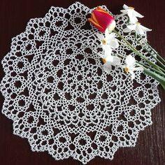 .  .  .    #chrochet #handmade #frywolitka #tatting #serwetka #doily #frywolitki #ozdoba #rękodzieło #frivolite #sploty #szydełko #tattinglace #handlace #handmadelace #lovelytatting #lovelylace #tattingshuttle #lacework #crochetloving #crochetaddict #recznarobota #robotkireczne