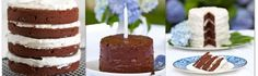 Paleo Chocolate Birthday Cake - grain free, gluten free, dairy free, sugar free - GAPS Diet SCD legal