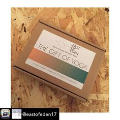 @eastofeden17 popping up this sunday! Brand new limited edition Christmas gift packs now available at the studio and soon in shops around Walthamstow. For 75 get 6 yoga or mat Pilates classes plus 10 happiness cards with easy daily things you can do to improve your quality of life. We'll also be at the @e17designers market at the Community Hub on Orford Road this Sunday between 230 and 6pm along with lots of other amazing creative talent from Walthamstow. Come chat to us about yoga check out…