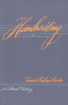 Handwriting in America | Yale University Press