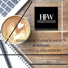 "Harrisburg Fashion Week TM on Instagram: ""We are seeking Fashion Interns & Volunteers please email Resume to tlc.hfw@gmail.com. #internship #hfwpainterns #hfwpavolunteers…"" Volunteers, Instagram Accounts, Resume, Fashion, Moda, Fashion Styles, Cv Design, Fashion Illustrations"