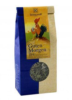 Tea   Bio   Sonnentor Guten Morgen-Kräutertee bio, 50 g