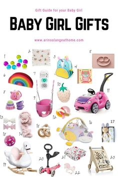 Are you ready to do your Christmas shopping, or other holiday or birthday shopping for a baby girl? Check out this post with the best baby girl gifts this year and streamline your shopping!arinsolangeat… Source by arinsolange Best Baby Girl Gifts, First Birthday Gifts Girl, Baby Girl Presents, Presents For Girls, Gifts For Toddler Girl, Gift For Baby Girl, Niece Gifts, Baby Christmas Gifts, Babies First Christmas