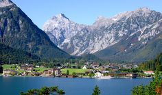 Pertisau am Achensee, Tyrol, Austria