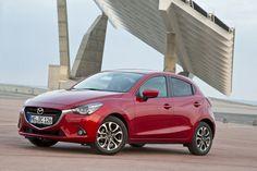 Nowa Mazda 2 model na rok 2015