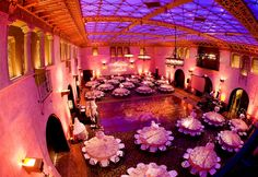 The ultimate Hollywood wedding at the Hollywood Roosevelt in Los Angeles
