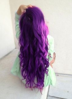 I like this color purple too