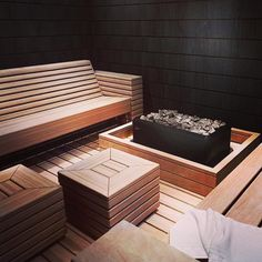 TylöHelo sauna heaters are made to the highest standards for durability and longevity. We make sure that our products are made for perfect sauna Sauna Steam Room, Sauna Room, Saunas, Electric Sauna Heater, Piscina Spa, Portable Sauna, Dry Sauna, Sauna Design, Finnish Sauna