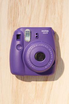 Fujifilm Instax Mini 8 Camera - Grape