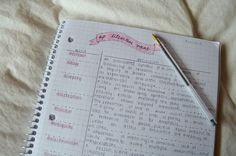 Not A Studyblr Yet — focused-flower:   I missed school and doing...