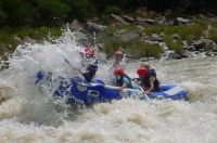 Some of the best white water rafting is in the Tugela River in Kwa Zulu Natal Zulu, Horse Riding, Rafting, Rivers, Africa, Boat, Horses, Yule, River