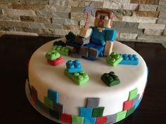Lego-Torte Vegan, Cake, Desserts, Food, Glutenfree, Kids, Tailgate Desserts, Deserts, Kuchen