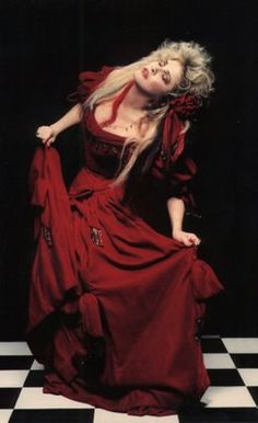 Stevie Nicks was my favorite songwriter.  I loved the album BellaDonna in high school. Played it all the time on my stereo.
