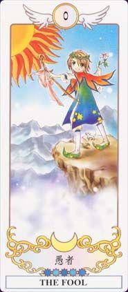 Example card from the Manga Tarot deck. DISCOVER MORE: http://www.tarotacademy.org/the-manga-tarot/