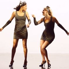 Brittana wants to dance with somebody....in less than two weeks...watch the tribute to Whitney Houston on Glee.