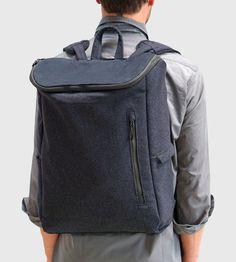 The Lost Explorer - Corkshell Backpack by Brent Radewald