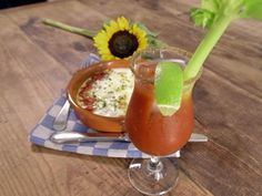 No Hassle, Hands-Off Brunch: Eggs Flamenco with Bloody Marys