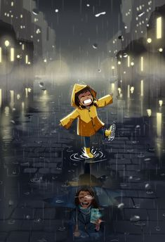 "superrisu: ""My entry for ! I wanted to practice drawing baby Pharah hehe. Character Art, Character Design, Illustration Art, Illustrations, Digital Art Girl, Cartoon Art Styles, Cute Cartoon Wallpapers, Totoro, Girl Cartoon"