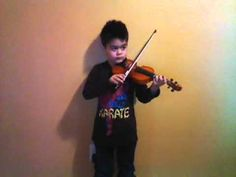 Bourree; I started playing at 3 years old […]. I also play pop music, celtic fiddling and theatre pieces. See more of young violinist #sonA_from_ohagginbros