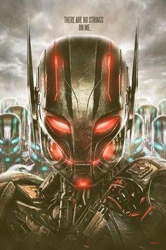 Avengers Age of Ultron fan made poster