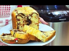 YouTube Bread Machine Recipes, French Toast, Make It Yourself, Breakfast, Food, Sweets, Pie, Morning Coffee, Essen