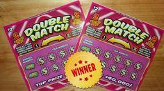 Double Match Nice Winning Ticket