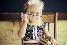 back to school! too cute;)