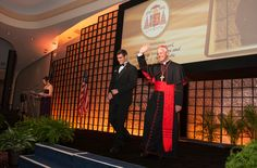 24th American Cardinals Dinner for scholarships for The Catholic University of America