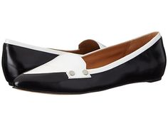 Calvin Klein Calvin Klein  BeatricePlat Box Leather Womens Shoes for 75.99 at Im in!